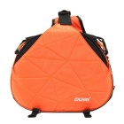 Caden K2 Waterproof Fashion Triangle Camera Shoulder Bag for Canon Nikon Pentax Sony DSLR - Orange