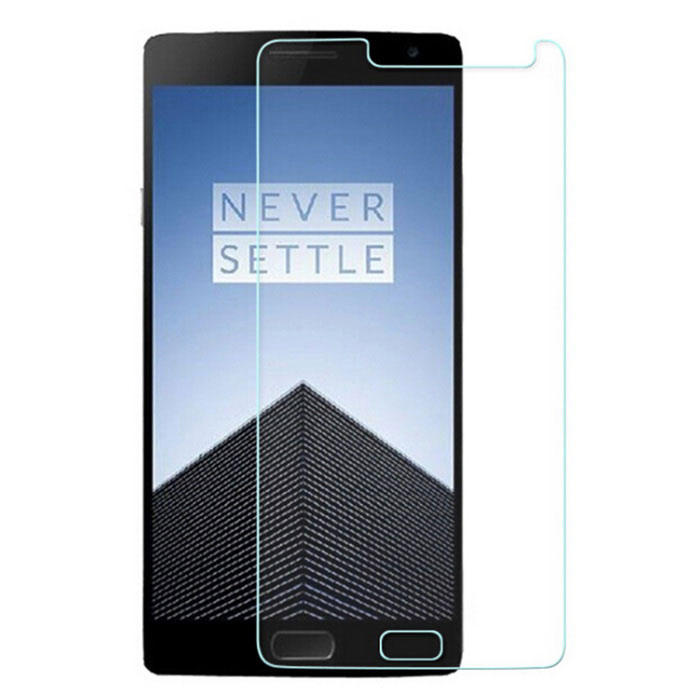 TOCHIC 9H Tempered Glass Steel Film Screen Protector for Oneplus Two - Transparent