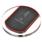 Universal Qi Wireless Charger for Samsung, IPHONE, HTC, Xiaomi, Huawei, Google + More - Black