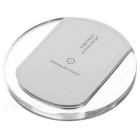 Universal Qi Wireless Charger for Samsung, IPHONE, HTC, Xiaomi, Huawei, Google + More - White
