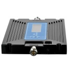 2G/3G/4G Cellphone Signal Booster Repeater Amplifier - Black (US Plugs)