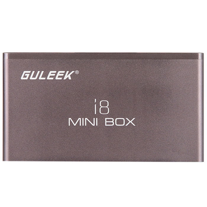 GULEEK i8 Quad-Core Windows 8.1 (Bing) Smart Mini PC w/ HDMI, US Plugs
