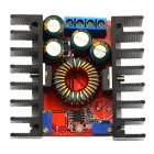 Jtron DC-DC 10A Buck Adjustable Constant Voltage Constant Current Power Supply Module - Red