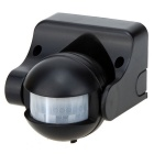 IR Infrared Motion Sensor Energy Saving Automatic Light Control Switch Adjustable Angle Time Delay