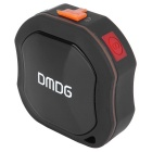 DMDG Mini GPS Tracker for Elder, Kids, Pets w/ Monitor, SOS - Black