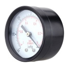 Mini Dial Air Vacuum Pressure Gauge Meter