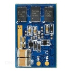 4-in-1 Simomk 12A Electric Speed Controller ESC for QAV250 / 280 / 400 Quadcopter - Blue + Black