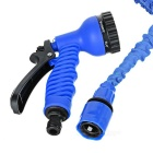 Flexible Water Pipe / Water Gun Kit - Blue (30m)