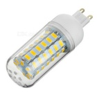 G6 10W 460lm 56-SMD 5730 Warm White Light Corn Lamp (AC 220~240V)