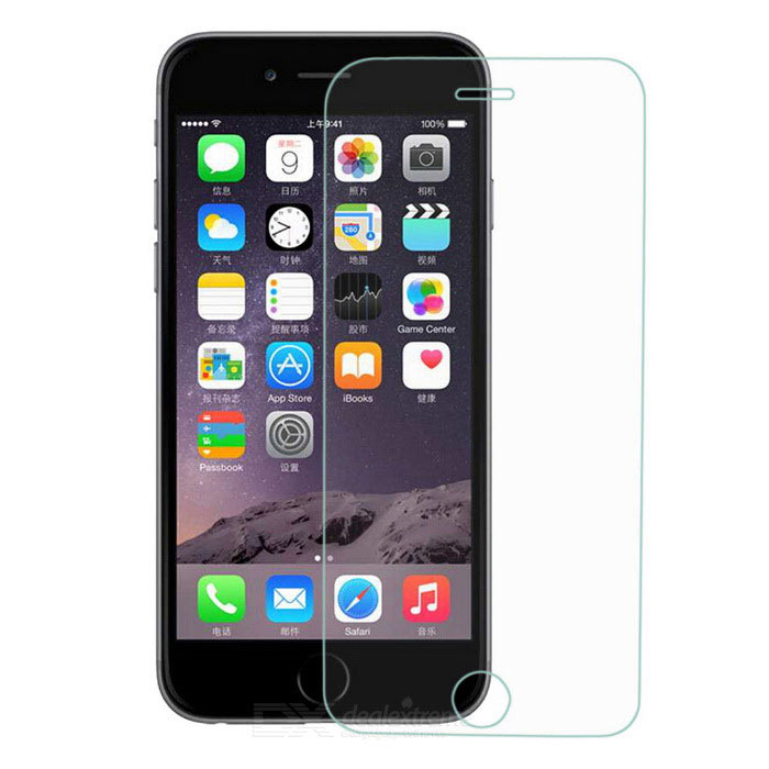 9H Full Screen Protector Guard Film for IPHONE 6 / 6S - Transparent