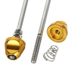 QUARRY MTB Bike Bicycle Hub QR Quick Release Skewers - Golden (2PCS)