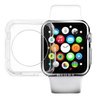 Benks ultra-delgado claro protector TPU caso para Apple reloj 38mm
