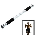 Home Fitness Equipment Multi Purpose Indoor Horizontal Bar Door Pull Up / Chin Up Bar