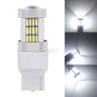 MZ T20 W21W 7440 10W Car LED Backup Light / Reverse Lamp / Tail Light White 4014 54-SMD 540lm (12V)