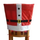 Christmas Supplies Super Soft Short Plush Chair Covering