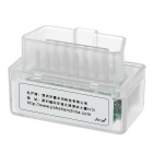 Jtron Bluetooth ELM327 OBD2 Car Diagnostic Tool - Translucent White