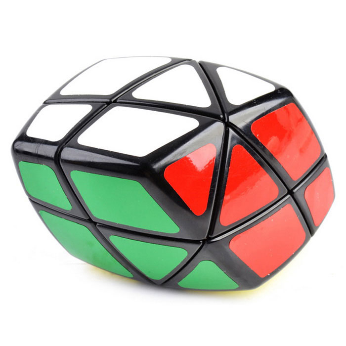 Skewb Curvy Magic Cube - Multicolored