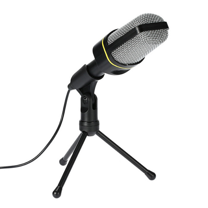 Microphone Podcast Studio Microphone for Laptop / PC ...