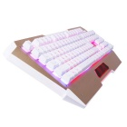 AULA NIMBLE EDGE Backlit USB Wired Mechanical Gaming Keyboard - Golden