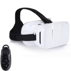 "VR 3D BOX Virtual Reality Glasses for 4.7""~6.0"" Phones + Smart Bluetooth Wireless Mouse"