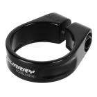 QUARRY 34.9mm Ultra-Light Aluminum 6061 Bike Seatclamp - Black