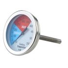 100~550'F Oven Thermometer Cooking Temperature Gauge - Multicolor