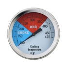 100~475'F Oven Thermometer Cooking Temperature Gauge - Multicolor