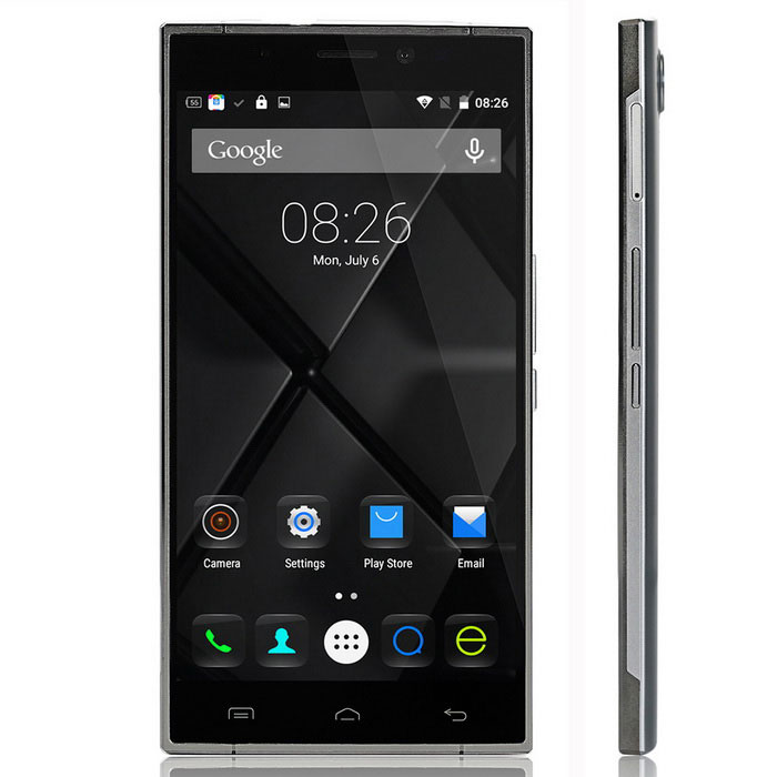 Extra $13 OFF DOOGEE F5 Octa-Core 3GB RAM 16GB ROM Smartphone at $123.99, Coupon:161024GUGZ
