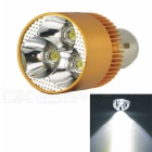 1157 8W 800lm 6000K White LED Spotlight for Motorcycle / Electromobile Headlamp (9~80V)