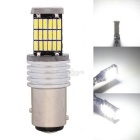 MZ 1157 P21/5W BAY15D 9W Car LED Tail Brake / Parking / Rear Driving Light White 4014 45-SMD 450lm