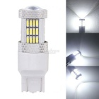 MZ T20 W21/5W 7443 10W Car LED Brake Lights / Driving / Padking Light DRL White 4014 54SMD 540lm 12V