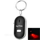 Smart High Sensitivity Frequency Induction Key Finder - Black
