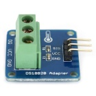 DS18B20 Temperature Sensor + DS18B20 Adapter Module for Arduino