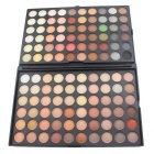 120-Color Fashion Warm Eyeshadow Makeup Palette Cosmetic Set