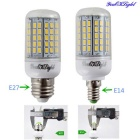YouOKLight E27 6W LED Corn Bulb Lamp Cold White Light 96-SMD (6PCS)