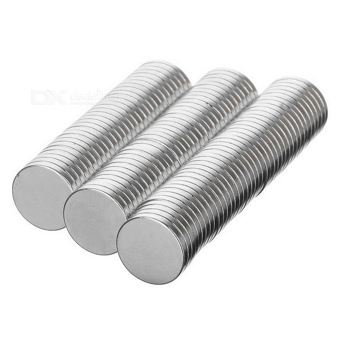 DIY 14*2mm Round NdFeB Magnet - Silver (50PCS)Magnets Gadgets<br>Form  ColorSilverMaterialNdFeBQuantity1 DX.PCM.Model.AttributeModel.UnitNumber50Suitable Age 12-15 years,Grown upsOther FeaturesSuitable for car modification and decorationPacking List50 x Magnet<br>