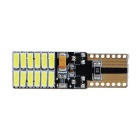 T10 4.5W White LED Car Width Lamp / License Plate/ Turn Signal Light