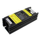 12V 60W 5A LED Light Strip Converter Switching Power Supply - Black