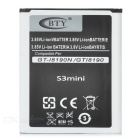 BTY 3.85V 1700mAh Li-ion Battery for Samsung S3 Mini - White + Black