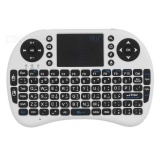 Rii Mini 2.4G Wireless 92-Key Keyboard w  Touchpad - Golden - Free ... 5bb86c89b258f