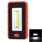30lm White Light COB LED Outdoor Camping Magnetic Hanging Lantern / Table Lamp w/ Folding Stand