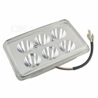 12W 6-LED Headlight Spotlight for Electric Car / Motorcycle / Scooter