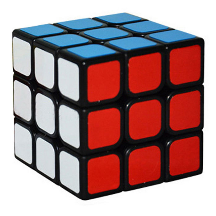 Mini Third-Order Cube Puzzle Toys - Black