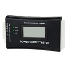 "PC Computer 1.9"" LCD 20/24Pin ATX Power Supply Tester Checker Detector - Black"