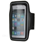 Protective Sports Outdoor Arm Bag / Armband Case for IPHONE 6S PLUS - Black