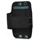 Sports Outdoor Arm Bag / Armband Case for IPHONE 6S PLUS - Black