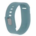 Replacement Soft Silicone Wrist Band for TW64 - Dark Gray