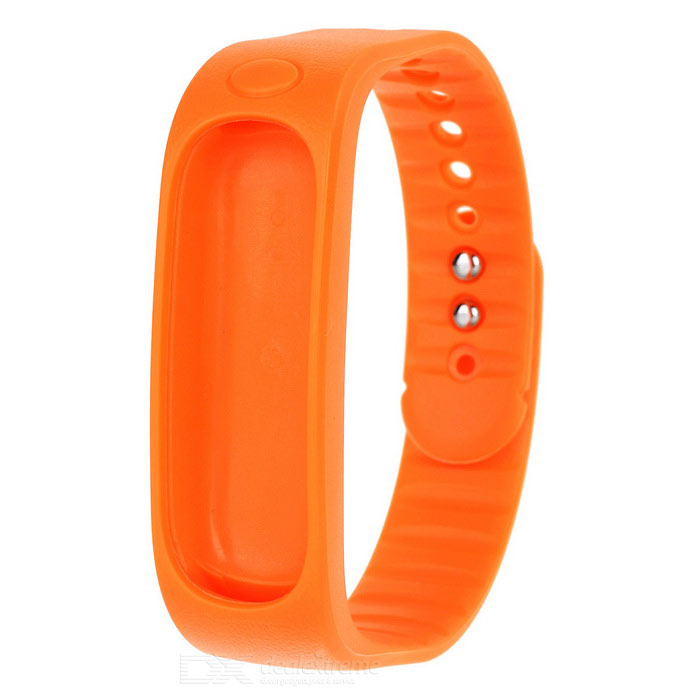 Ersatz-Silikon Sport-Armband Band - orange