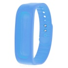 Replacement Silicone Sports Bracelet Band - Blue