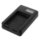 "Camera Battery Charger w/ 0.9"" for Fuji FNP-60, NP-120, CASIO NP-30"